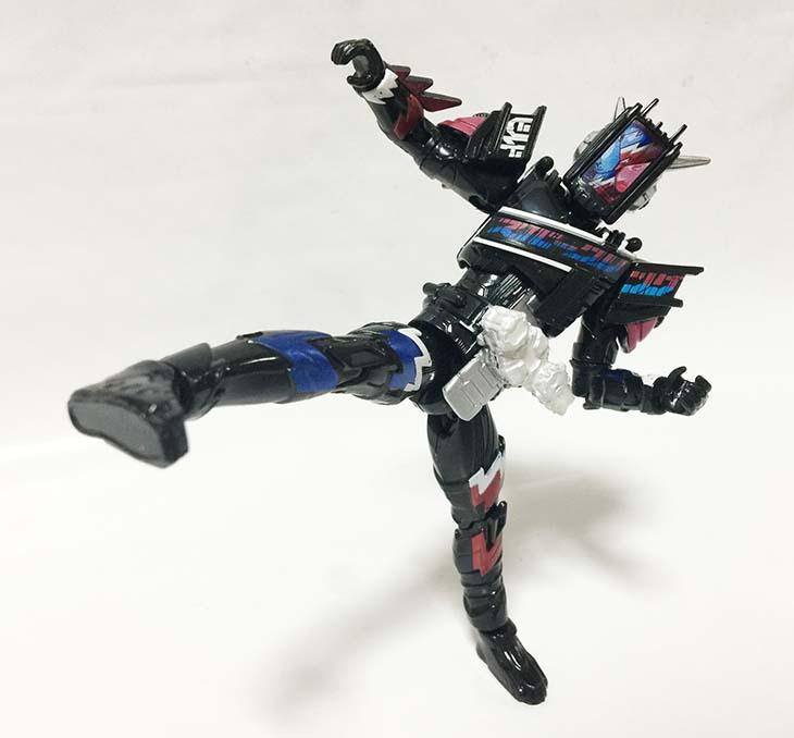 RKF ライダーアーマーシリーズ ディケイドアーマー ビルドフォーム