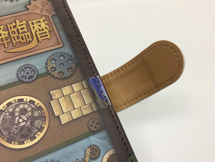 東映ヒーローネット限定『逢魔降臨暦』手帳型スマホカバーケース