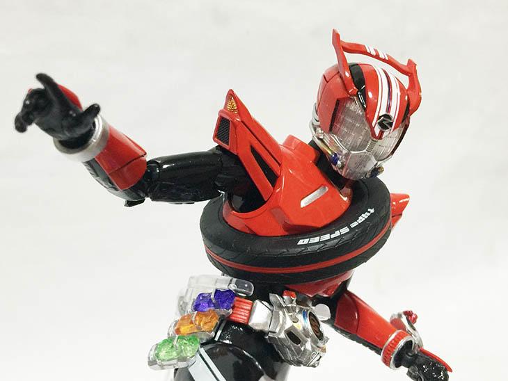 S.H.フィギュアーツ 仮面ライダードライブ タイプスピード|おもちゃライダー