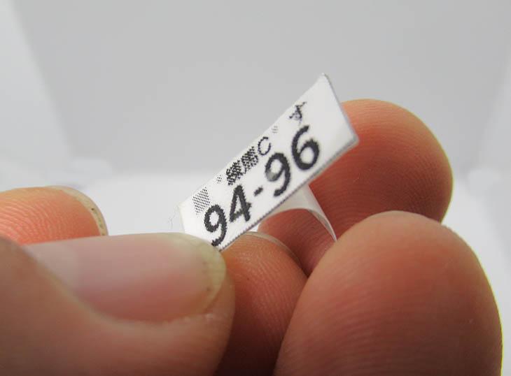 【お役立ち】コレ、どうにか出来なかったの?RKFハードボイルダーのナンバープレート用シールが付いてなかったから、練馬ナンバーと風都ナンバーを自分で作ってみた!|おもちゃライダー