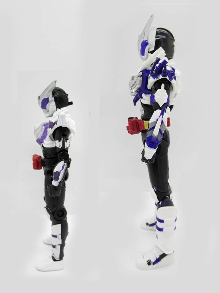 【比較】装動・S.H.フィギュアーツで比較!S.H.フィギュアーツ 仮面ライダーマッドローグ|おもちゃライダー